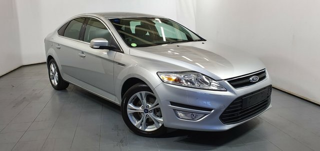 Used Ford Mondeo MC Zetec PwrShift EcoBoost, 2013 Ford Mondeo MC Zetec PwrShift EcoBoost Silver 6 Speed Sports Automatic Dual Clutch Hatchback