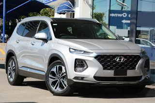 2020 Hyundai Santa Fe TM.2 MY20 Highlander Typhoon Silver 8 Speed Sports Automatic Wagon.