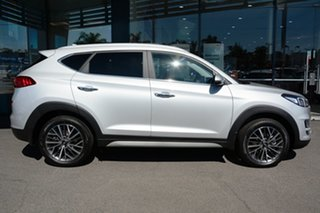 2020 Hyundai Tucson TL3 MY20 Elite D-CT AWD Silver 7 Speed Sports Automatic Dual Clutch Wagon
