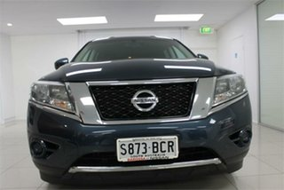 2015 Nissan Pathfinder R52 ST Blue 1 Speed Constant Variable Wagon