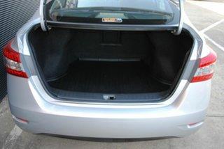 2015 Nissan Pulsar B17 Series 2 ST Brilliant Silver 1 Speed Constant Variable Sedan