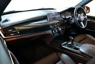 2016 BMW X5 F15 M50D White 8 Speed Sports Automatic Wagon