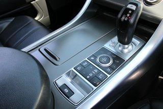 2015 Land Rover Range Rover LW MY15 Sport 3.0 SDV6 SE Black 8 Speed Automatic Wagon