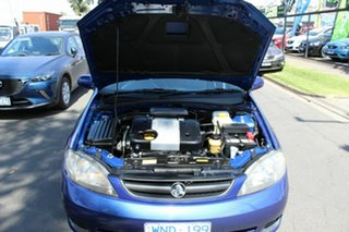 2008 Holden Viva JF MY08 Blue 4 Speed Automatic Hatchback
