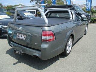2015 Holden Ute VF II MY16 SV6 Ute Grey 6 Speed Sports Automatic Utility