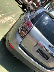 2011 Holden Captiva CG Series II 7 SX 6 Speed Sports Automatic Wagon
