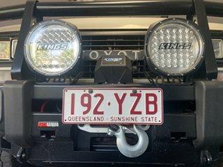 1991 Toyota Landcruiser GXL (4x4) White 5 Speed Manual 4x4 Wagon