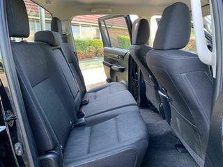 2016 Toyota Hilux GUN126R SR Black 6 Speed Manual Dual Cab