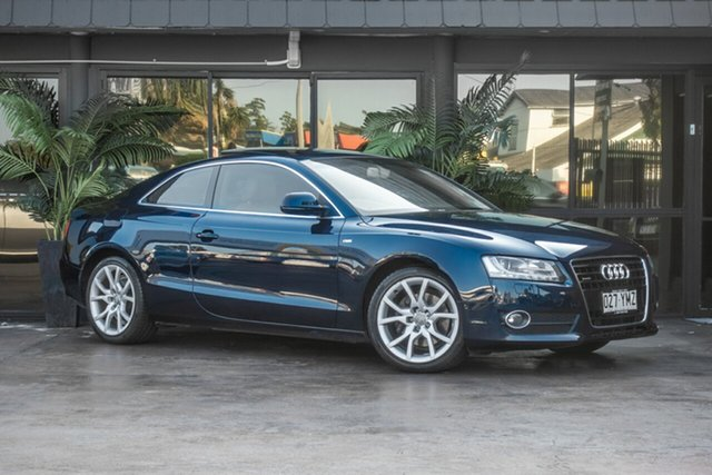 Used Audi A5 8T MY09 Quattro, 2009 Audi A5 8T MY09 Quattro Blue 6 Speed Sports Automatic Coupe