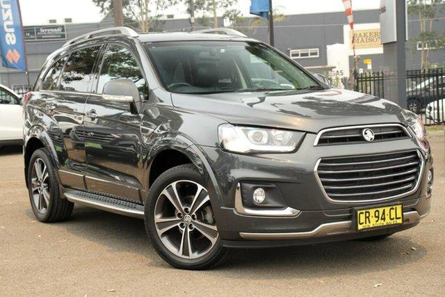 Used Holden Captiva CG MY18 LTZ AWD, 2018 Holden Captiva CG MY18 LTZ AWD Grey 6 Speed Sports Automatic Wagon