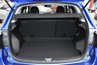 2019 Mitsubishi ASX XD MY20 MR 2WD Lightning Blue 1 Speed Wagon
