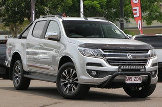 2019 Holden Colorado RG MY20 Storm Pickup Crew Cab Nitrate 6 Speed Sports Automatic Utility.