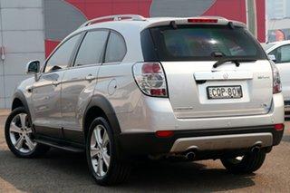 2013 Holden Captiva CG MY13 7 AWD LX Silver 6 Speed Sports Automatic Wagon.