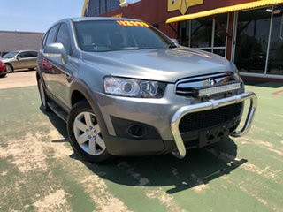 2011 Holden Captiva CG Series II 7 SX 6 Speed Sports Automatic Wagon.