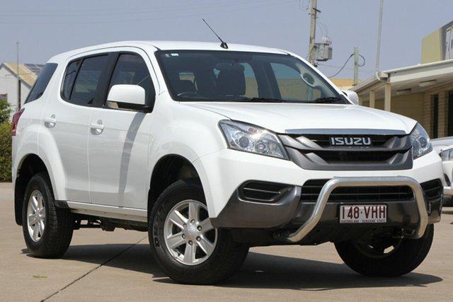 Used Isuzu MU-X MY15 LS-U Rev-Tronic, 2014 Isuzu MU-X MY15 LS-U Rev-Tronic White 5 Speed Sports Automatic Wagon