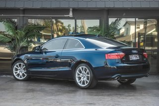 2009 Audi A5 8T MY09 Quattro Blue 6 Speed Sports Automatic Coupe.
