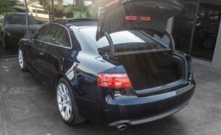 2009 Audi A5 8T MY09 Quattro Blue 6 Speed Sports Automatic Coupe
