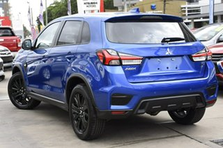 2020 Mitsubishi ASX XD MY21 MR 2WD Lightning Blue 1 Speed Constant Variable Wagon.