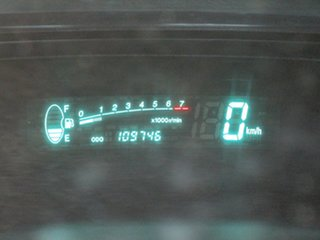 2001 Toyota Echo NCP10R 5 Speed Manual Hatchback