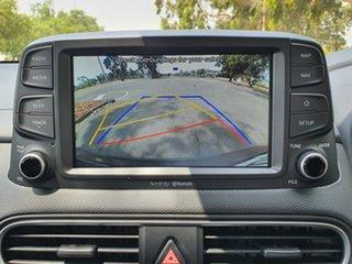 2019 Hyundai Kona OS.3 MY20 Elite D-CT AWD Dark Knight 7 Speed Sports Automatic Dual Clutch Wagon