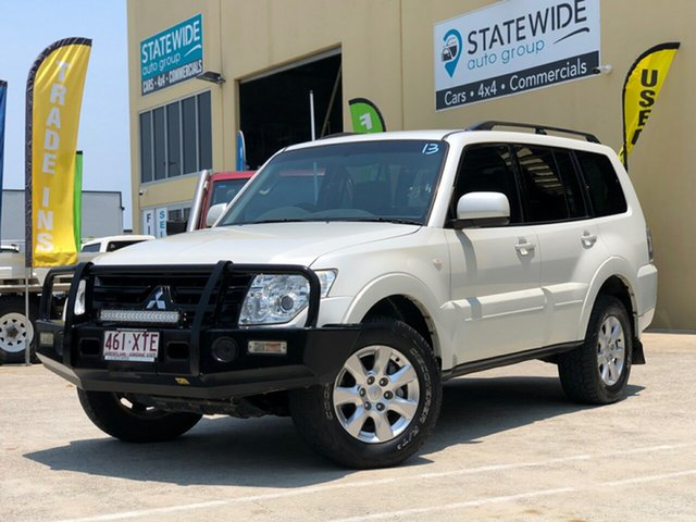 Used Mitsubishi Pajero NW MY12 Activ, 2012 Mitsubishi Pajero NW MY12 Activ 5 Speed Auto Sports Mode Wagon