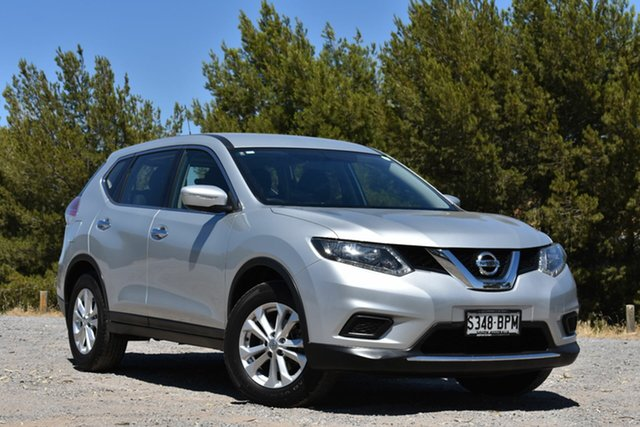 Used Nissan X-Trail T32 ST X-tronic 2WD, 2016 Nissan X-Trail T32 ST X-tronic 2WD Silver 7 Speed Constant Variable Wagon