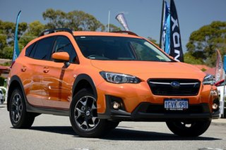 2019 Subaru XV G5X MY19 2.0i Lineartronic AWD Sunshine Orange 7 Speed Constant Variable Wagon.