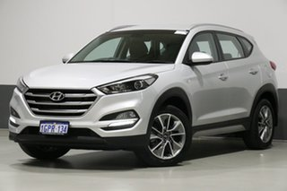 2018 Hyundai Tucson TL MY18 Active X (FWD) Silver 6 Speed Automatic Wagon.