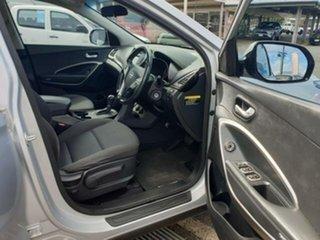 2014 Hyundai Santa Fe DM Active CRDi (4x4) Silver 6 Speed Automatic Wagon