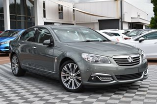 2013 Holden Calais VF MY14 V Grey 6 Speed Sports Automatic Sedan.