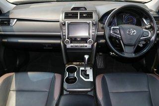 2016 Toyota Camry ASV50R Atara SX Eclipse Black 6 Speed Sports Automatic Sedan
