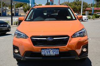2019 Subaru XV G5X MY19 2.0i Lineartronic AWD Sunshine Orange 7 Speed Constant Variable Wagon