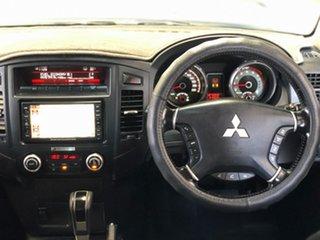 2012 Mitsubishi Pajero NW MY12 Activ 5 Speed Auto Sports Mode Wagon.