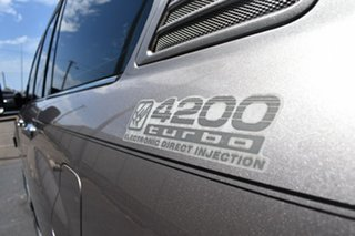 2002 Toyota Landcruiser HDJ100R GXL Silver 4 Speed Automatic Wagon