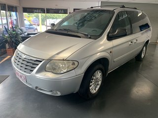 2006 Chrysler Grand Voyager RG LX Vision Silver 4 Speed Automatic Wagon.