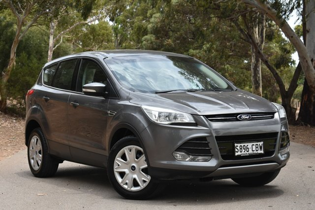 Used Ford Kuga TF Ambiente 2WD, 2013 Ford Kuga TF Ambiente 2WD Grey 6 Speed Manual Wagon
