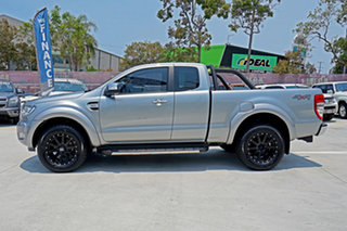 2015 Ford Ranger PX XLT Super Cab Silver 6 Speed Sports Automatic Utility
