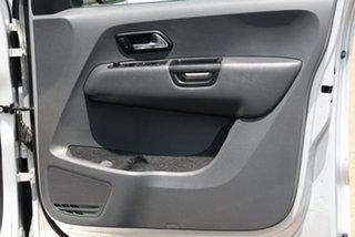 2015 Volkswagen Amarok 2H MY15 TDI400 4Mot Highline Silver 6 Speed Manual Utility
