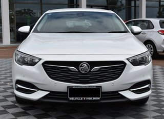 2019 Holden Commodore ZB MY19 LT Liftback White 9 Speed Sports Automatic Liftback.