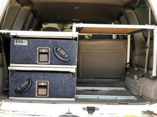 2000 Nissan Patrol GU II DX (4x4) 5 Speed Manual 4x4 Wagon