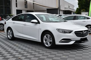 2019 Holden Commodore ZB MY19 LT Liftback Summit White 9 Speed Sports Automatic Liftback.