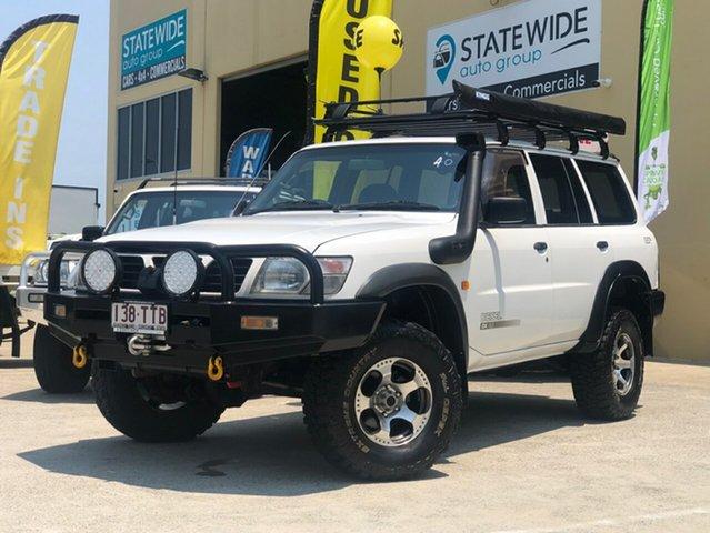 Used Nissan Patrol GU II DX (4x4), 2000 Nissan Patrol GU II DX (4x4) 5 Speed Manual 4x4 Wagon