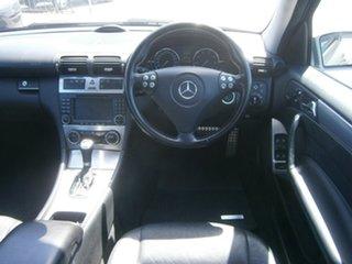 2005 Mercedes-Benz C-Class W203 MY2006 C350 Avantgarde Gold 7 Speed Sports Automatic Sedan