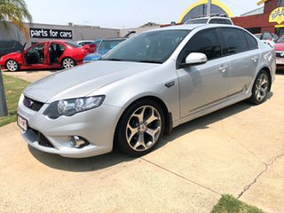 2010 Ford Falcon FG XR6 50th Anniversary 6 Speed Sports Automatic Sedan