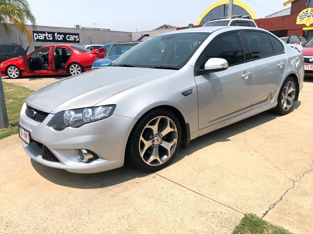 Used Ford Falcon FG XR6 50th Anniversary, 2010 Ford Falcon FG XR6 50th Anniversary 6 Speed Sports Automatic Sedan