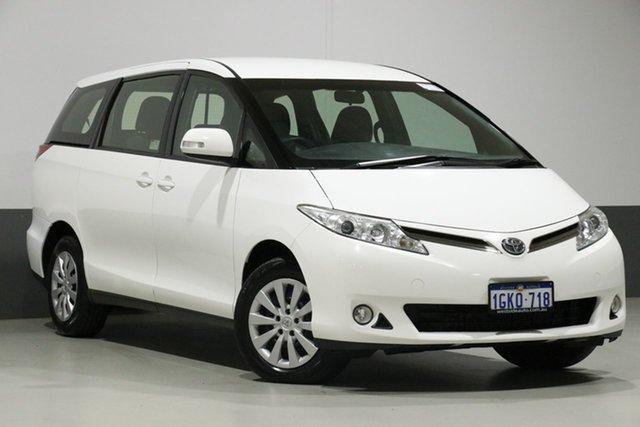 Used Toyota Tarago ACR50R MY16 GLi, 2017 Toyota Tarago ACR50R MY16 GLi White 7 Speed CVT Auto Sequential Wagon