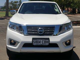 2019 Nissan Navara D23 S3 RX 4x2 Polar White 7 Speed Sports Automatic Utility