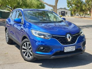 2019 Renault Kadjar XFE Zen EDC Iron Blue 7 Speed Sports Automatic Dual Clutch Wagon.