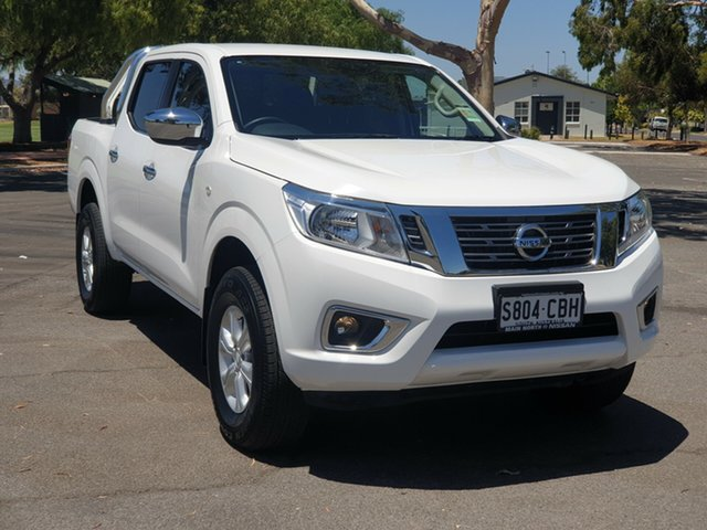 Demo Nissan Navara D23 S3 RX 4x2, 2019 Nissan Navara D23 S3 RX 4x2 Polar White 7 Speed Sports Automatic Utility