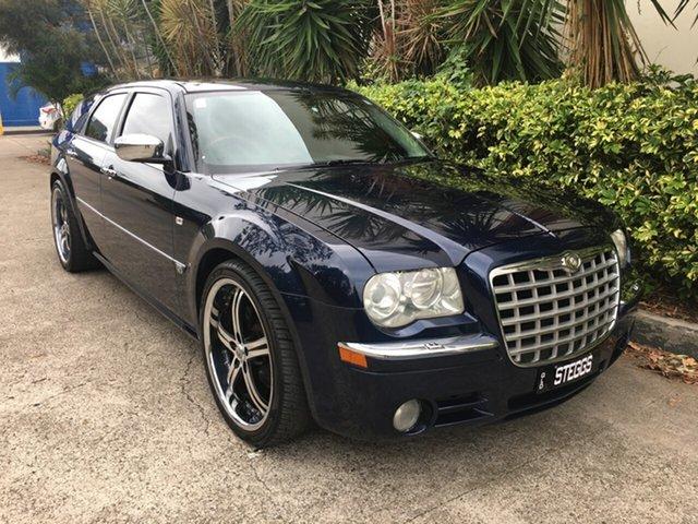 Used Chrysler 300C LE MY06 5.7 Hemi V8 Touring, 2007 Chrysler 300C LE MY06 5.7 Hemi V8 Touring Blue 5 Speed Automatic Wagon